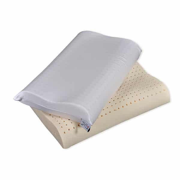 cuscino in lattice per cervicale