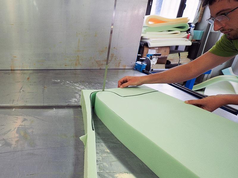 Materassi Su Misura Lattice.Materassi Particolari Poniflex
