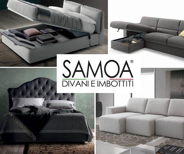vendita samoa divani letti